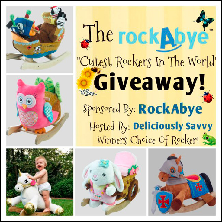 "The RockAbye ""Cutest Rockers In The World"" Giveaway"