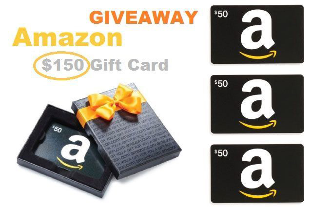 Just Free Stuff $150 Amazon Gift Card Giveaway