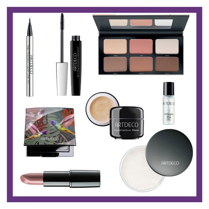 Bundle of ARTDECO Beauty Favorites Giveaway
