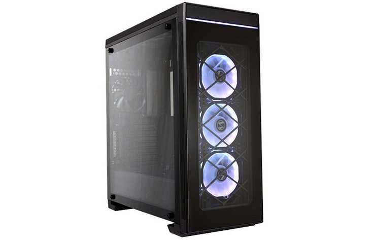 LIAN LI ALPHA 550 Mid-Tower Chassis Giveaway