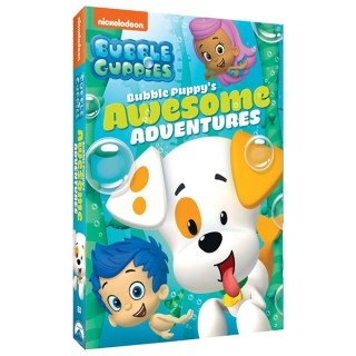 Bubble Guppies DVD Giveaway