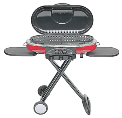 Coleman Road Trip Propane Portable Grill Giveaway