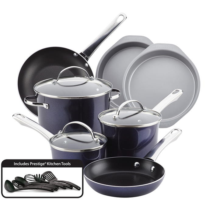 Farberware 16-Piece Luminescence Cookware Set Giveaway