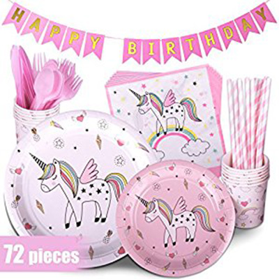 Unicorn Party Supplies Giveaway