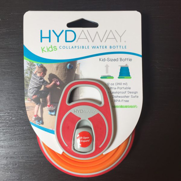Hydaway Collapsible Water Bottle Giveaway
