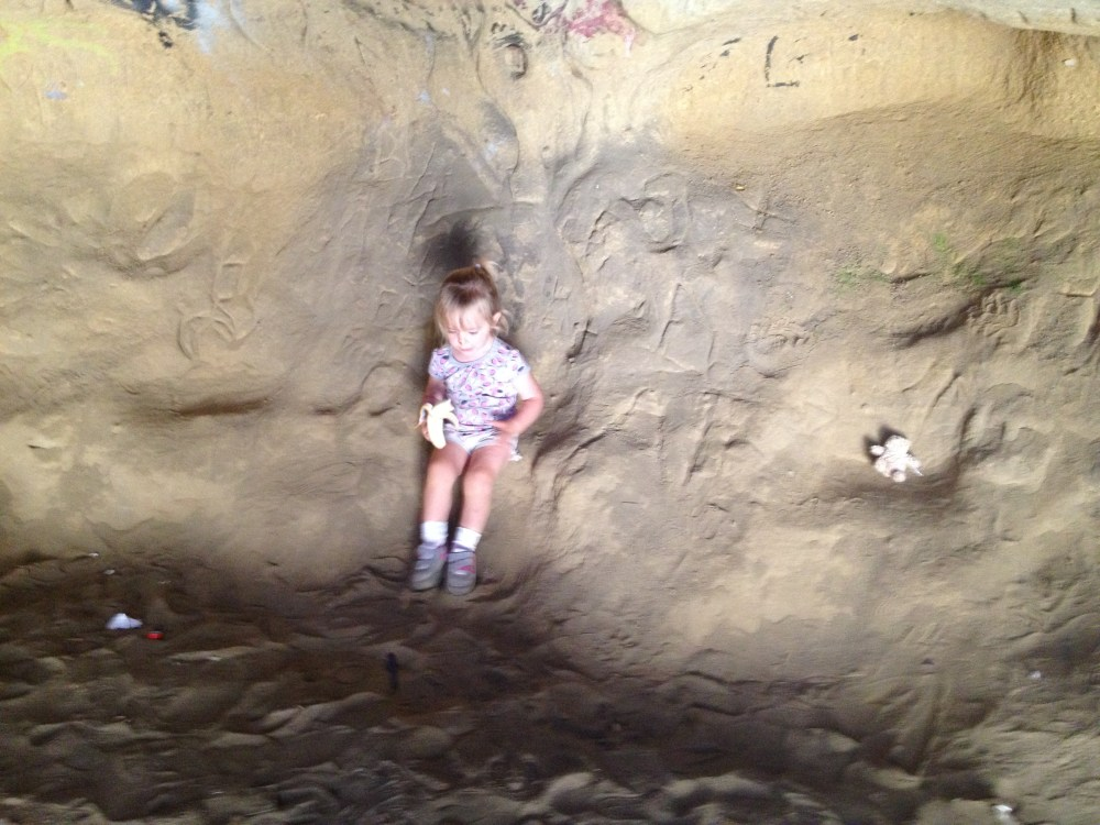 Tot School: Cave Theme
