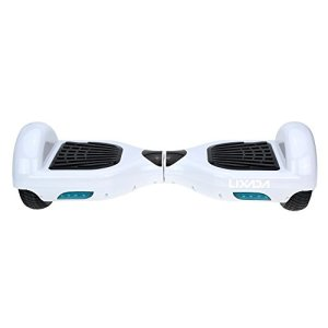 HoverBoost-HoverBoard-2015-Two-Wheels-Self-Balancing-Smart-electronic-with-led-light-intelligent-scateboard-White-White-Black-0
