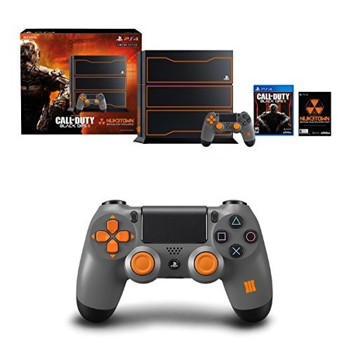 7ec7b22c97237 PlayStation 4 1TB Console – Call of Duty  Black Ops 3 Limited Edition Bundle  ...
