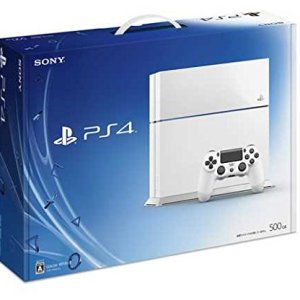 PlayStation4-Glacier-White-500GB-CUH1100AB02Japan-Import-0