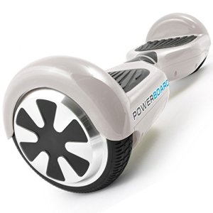 Powerboard-by-HOVERBOARD-2-Wheel-Self-Balancing-Scooter-with-LED-Lights-Hands-Free-Battery-Powered-Electric-Motor-The-Perfect-Personal-Transporter-USA-Company-0