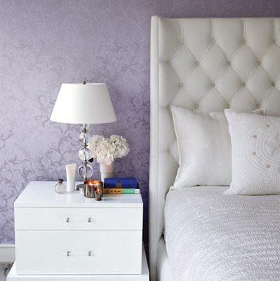 40 Fabulous Purple Bedrooms