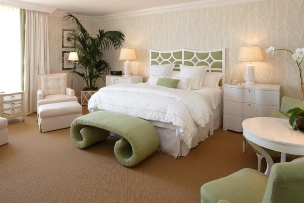 50 gorgeous green and white bedrooms - St patrick s church palm beach gardens ...