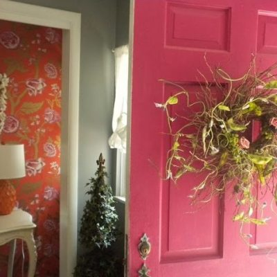 Reader Home Tours: Inside a Blog Reader's Palm Beach Chic House!