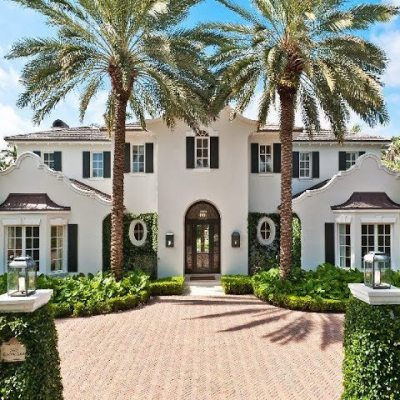 A Dutch Colonial in Palm Beach