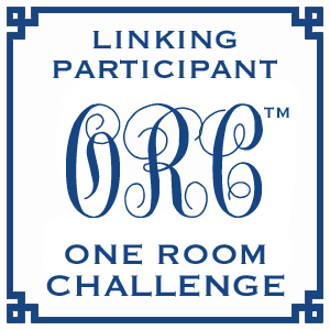 One Room Challenge Week One