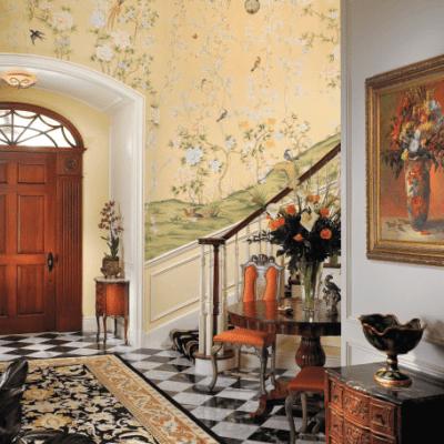 A Palm Beach Home in Bloom