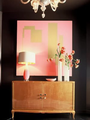 A Glamorous Bachelorette Pad, by Jan Showers