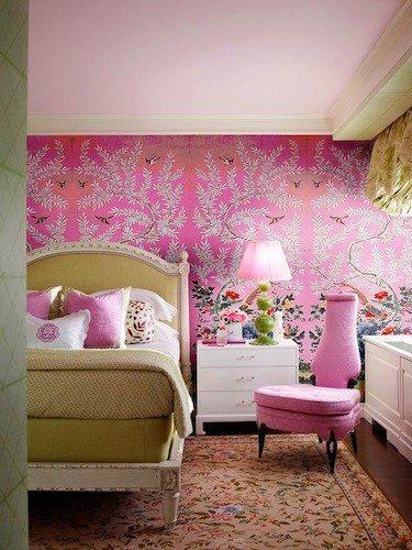35 Feminine Pink Bedrooms - The Glam Pad