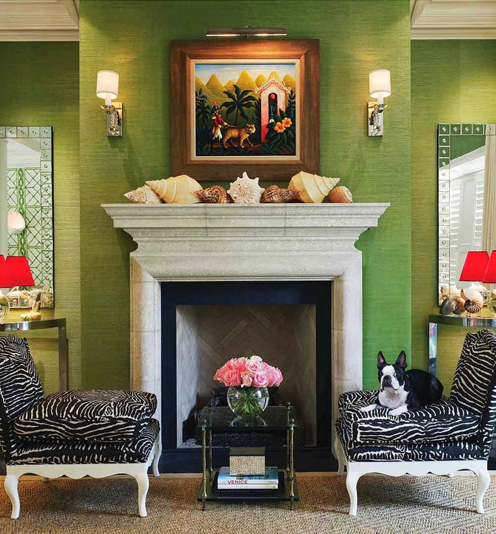 Inside A Palm Beach Bermuda Style Bungalow The Glam Pad