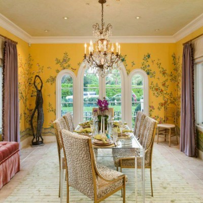 The 2014 Palm Beach Red Cross Designers' Show House is for Sale!