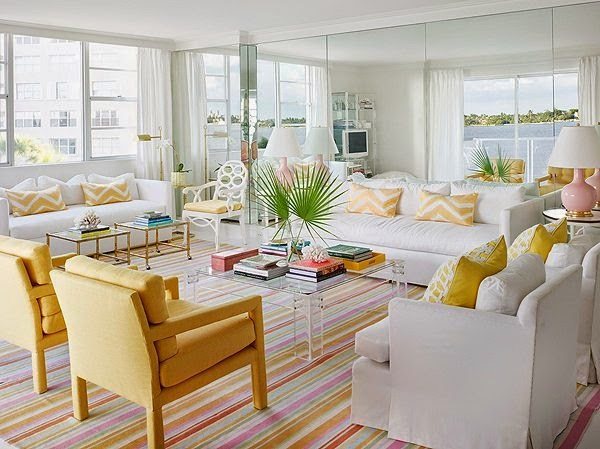 Palm Beach Style Decorating Decoded - The Glam Pad