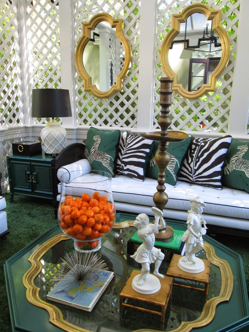 Palm Beach Chic With Parker Kennedy Living