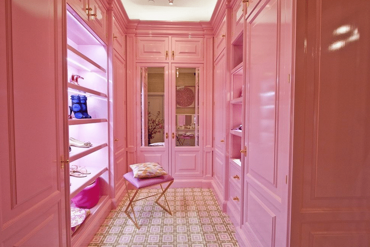14 Pink Rooms for Valentine\'s Day - The Glam Pad