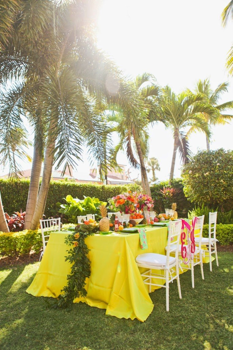Lilly Pulitzer Wedding Ideas The Glam Pad