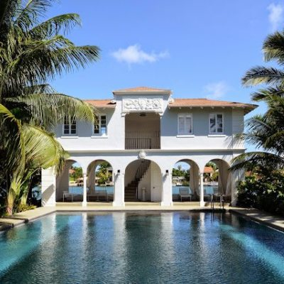 Al Capone's Oceanfront Miami Estate