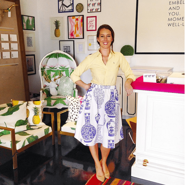 Katie Kime S Colorful World Of Fashion And Decor