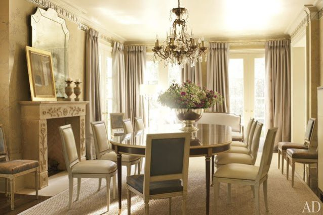 Suzanne Kasler 39 S Atlanta Home The Glam Pad