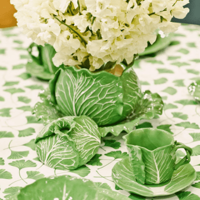 Lettuce Ware Tureens by Tory Burch for Dodie Thayer Now Available!