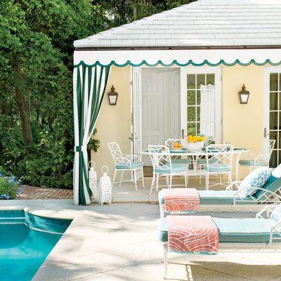 Kemble Interiors Revives a 1940s Palm Beach Retreat