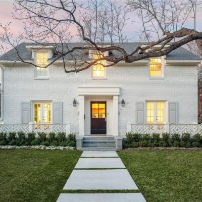 Amy Berry's Dallas Home for Sale!