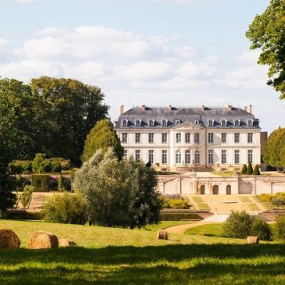Designer Timothy Corrigan's 18th Century French Château is for Sale