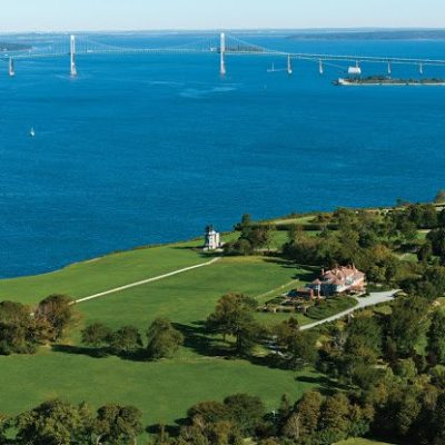 Newport, Rhode Island: Behind the Scenes with Bettie Bearden Pardee