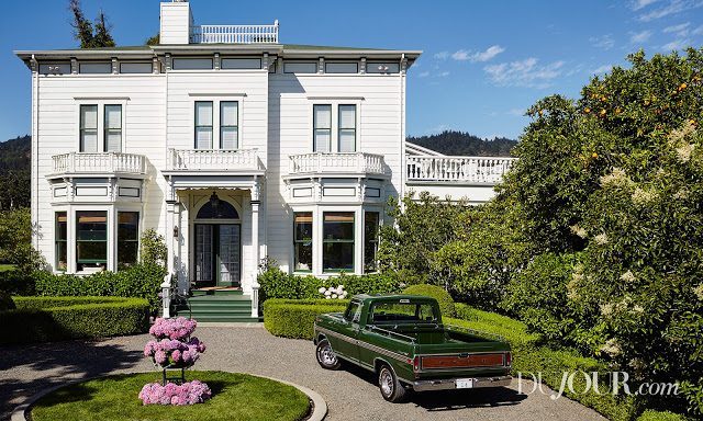 To See More Of This Beautiful Home, Please Visit DuJour. You Can Tour The  San Francisco Home Of Dede Wilsey, Trevoru0027s Mother Here, And The Newport,  ...