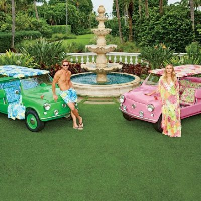Neiman Marcus Fantasy Gifts Presents Lilly Pulitzer Island Cars