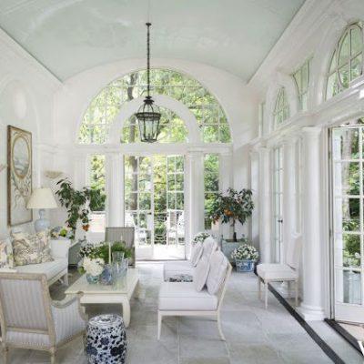An Elegant Orangerie by Cathy Kincaid and Wilson Fuqua