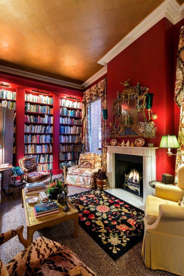 Patricia Altschul' Home In Charleston Design