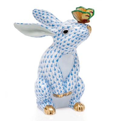Herend Butterfly Bunny