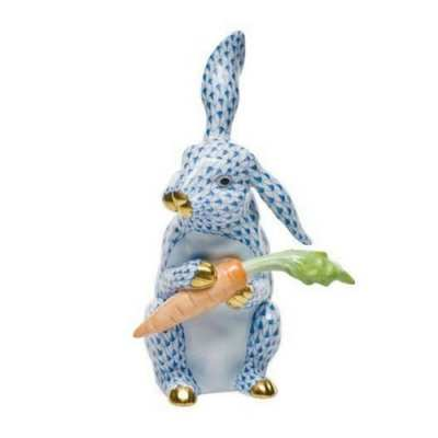 Herend Bunny with Carrot