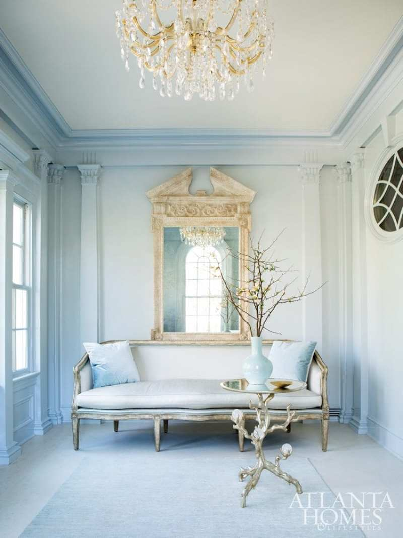 A 1920s Jewel Box by Suzanne Kasler - The Glam Pad