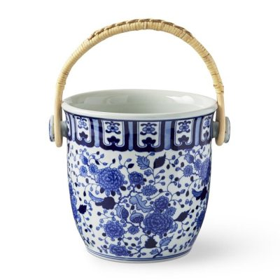 AERIN Chinoiserie Wine Chiller