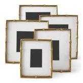 Gilded Bamboo Frames