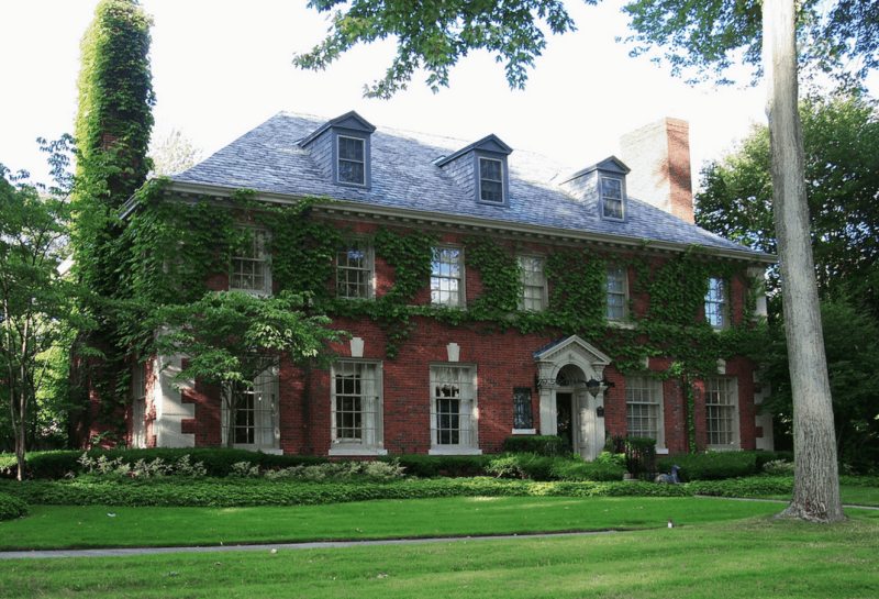 Grosse Pointe Farms, Michigan.