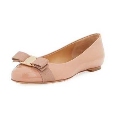 Ferragamo Ballet Flats