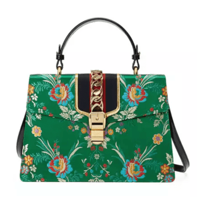 Gucci Floral Bag
