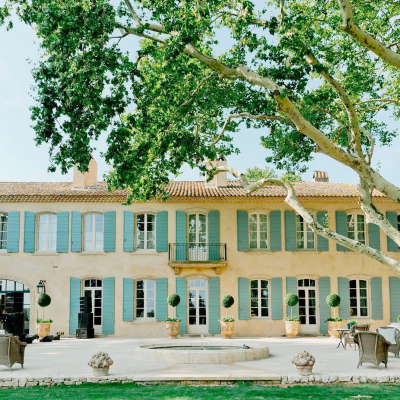 Le Mas des Poiriers – A Farmhouse in Provence