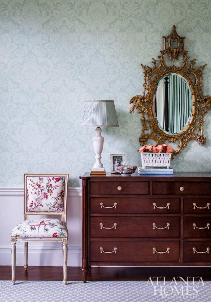 Creating An Ancestral Country Estate The Glam Pad